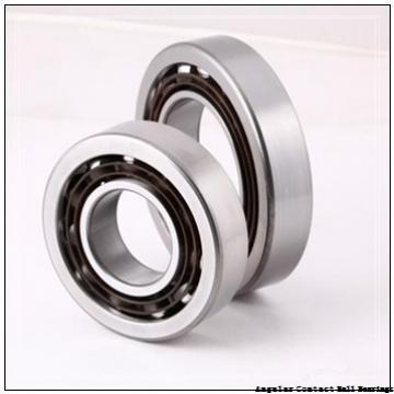 2.165 Inch   55 Millimeter x 4.724 Inch   120 Millimeter x 2.283 Inch   58 Millimeter  SKF 8311  Angular Contact Ball Bearings