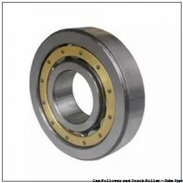 35 mm x 80 mm x 29 mm  SKF NUTR 3580 A  Cam Follower and Track Roller - Yoke Type