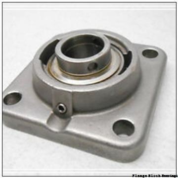 DODGE F4B-SCM-207  Flange Block Bearings