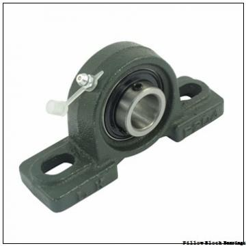 2.938 Inch | 74.625 Millimeter x 3.594 Inch | 91.288 Millimeter x 3.25 Inch | 82.55 Millimeter  DODGE P2B-S2-215RE  Pillow Block Bearings