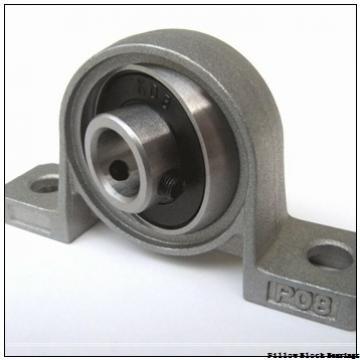 2.188 Inch | 55.575 Millimeter x 3.031 Inch | 77 Millimeter x 2.5 Inch | 63.5 Millimeter  DODGE P2B-IP-203L  Pillow Block Bearings