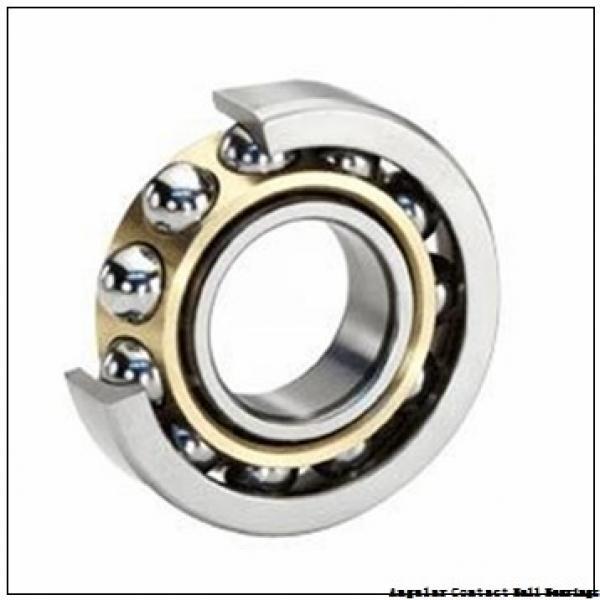 2.953 Inch | 75 Millimeter x 6.299 Inch | 160 Millimeter x 2.689 Inch | 68.3 Millimeter  SKF 5315M  Angular Contact Ball Bearings #2 image