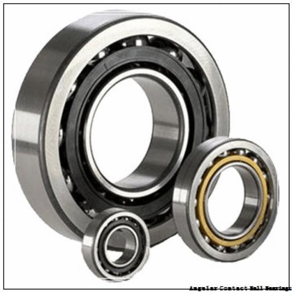 25 mm x 52 mm x 15 mm  SKF 7205 BEGAY  Angular Contact Ball Bearings #3 image