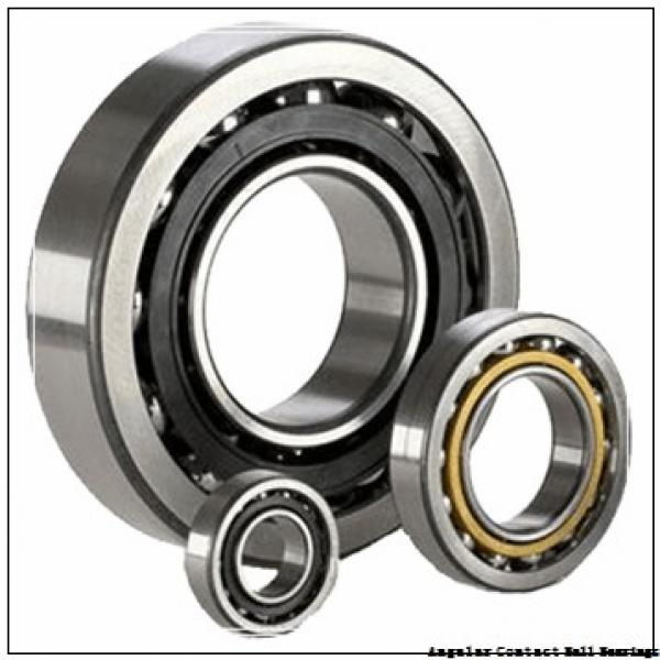 3.15 Inch | 80 Millimeter x 6.693 Inch | 170 Millimeter x 1.535 Inch | 39 Millimeter  SKF 7316DU-BKE  Angular Contact Ball Bearings #3 image