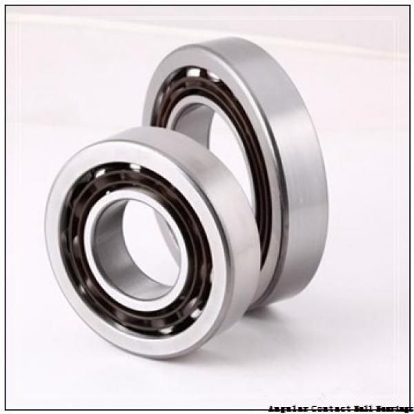 0.984 Inch   25 Millimeter x 2.047 Inch   52 Millimeter x 0.591 Inch   15 Millimeter  SKF 205R  Angular Contact Ball Bearings #1 image
