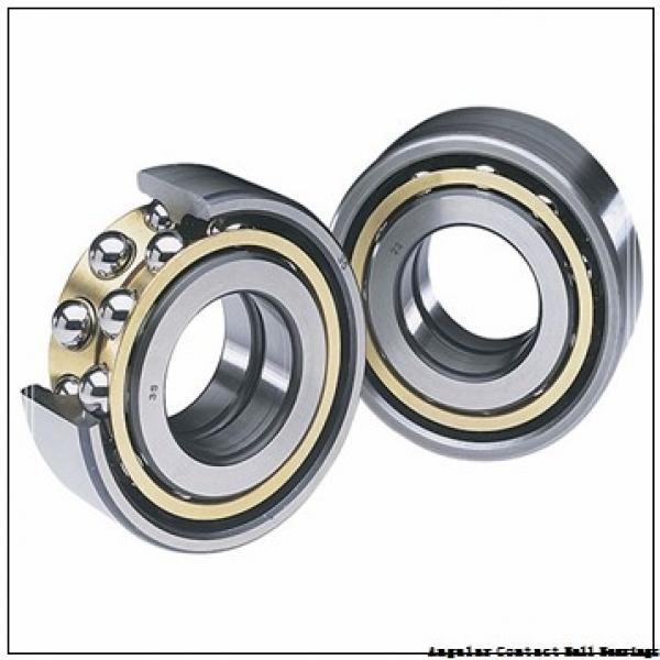 0.984 Inch | 25 Millimeter x 2.047 Inch | 52 Millimeter x 0.591 Inch | 15 Millimeter  SKF 205RDU  Angular Contact Ball Bearings #1 image
