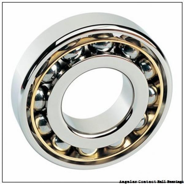 0.984 Inch | 25 Millimeter x 2.047 Inch | 52 Millimeter x 0.591 Inch | 15 Millimeter  SKF 7205PJ  Angular Contact Ball Bearings #1 image