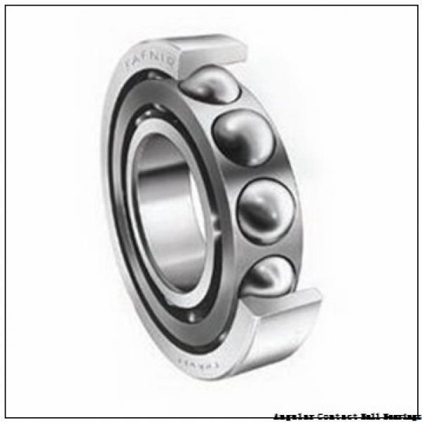 1.772 Inch | 45 Millimeter x 3.937 Inch | 100 Millimeter x 1.563 Inch | 39.7 Millimeter  SKF 5309CZZ  Angular Contact Ball Bearings #1 image