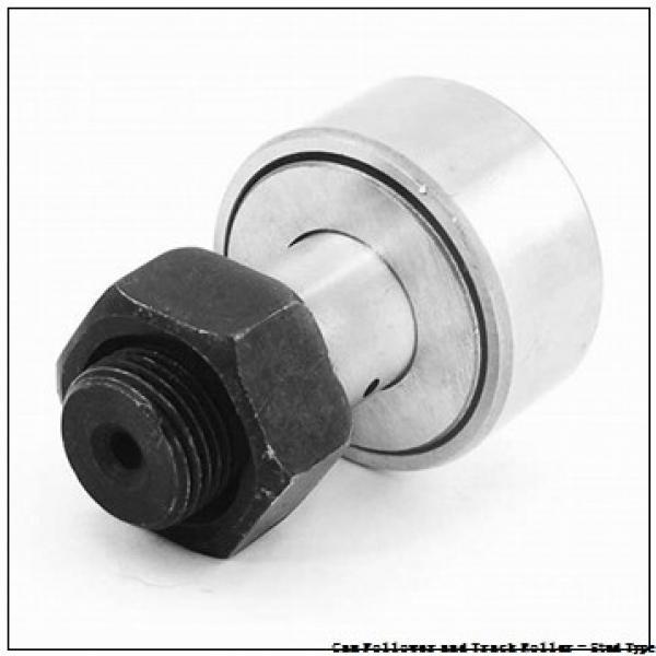 MCGILL CCF 1 1/2 SB BULK  Cam Follower and Track Roller - Stud Type #2 image