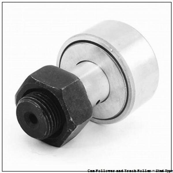 MCGILL CFH 1 1/2  Cam Follower and Track Roller - Stud Type #1 image