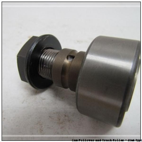 MCGILL CCFE 1 1/2 SB  Cam Follower and Track Roller - Stud Type #3 image