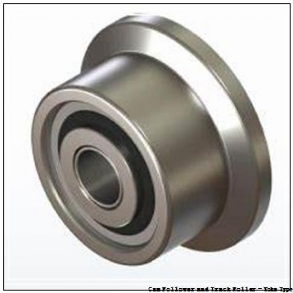 17 mm x 47 mm x 21 mm  SKF NUTR 1747 X  Cam Follower and Track Roller - Yoke Type #2 image