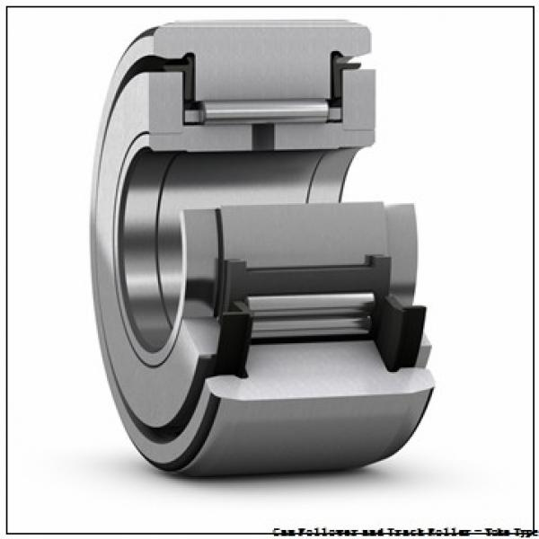 50 mm x 90 mm x 32 mm  SKF NUTR 50 A  Cam Follower and Track Roller - Yoke Type #2 image