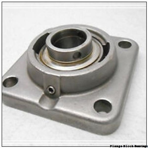 AMI UCF206  Flange Block Bearings #3 image