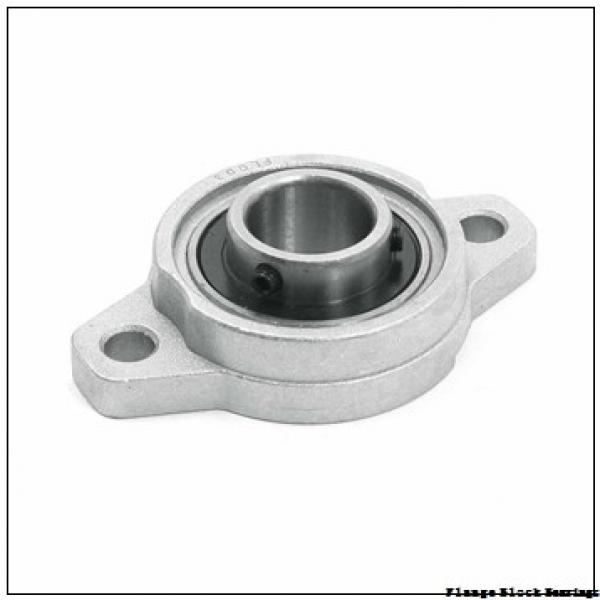 HUB CITY FB350 X 2-1/2  Flange Block Bearings #1 image